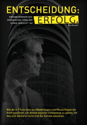 [gratis Buch] Entscheidung Erfolg Dirk Kreuter